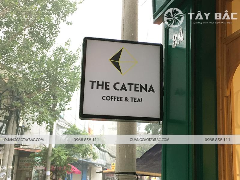 Biển vẫy Catena Coffee