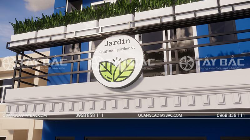 Logo coffee & tea Jardin