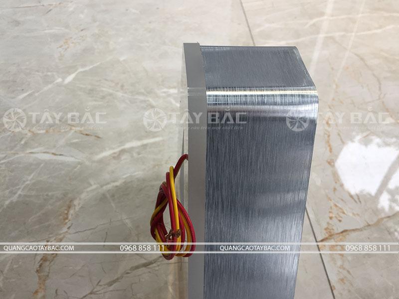 Mặt hông mẫu chữ NKM-01