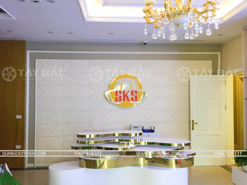 Backdrop spa SKS
