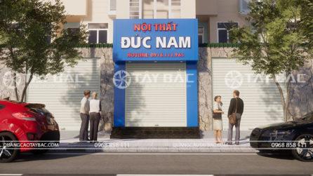 Biển quảng cáo nội thất Đức Nam