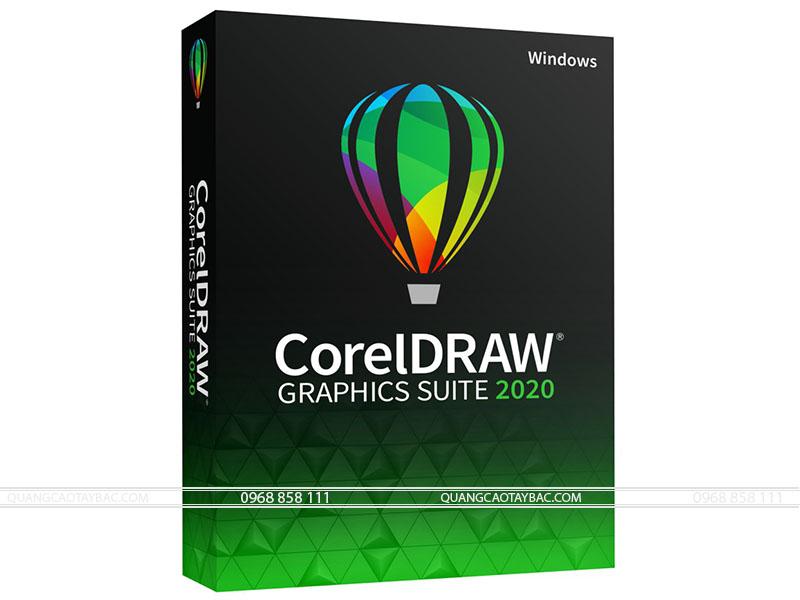 phần mềm coreldraw