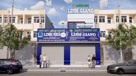 Bảng hiệu thuốc Linh Giang