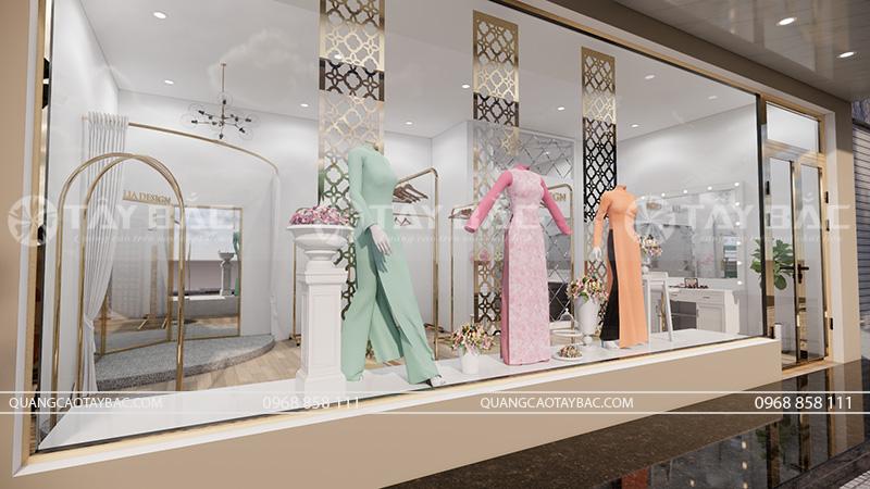 cửa hàng áo dài zulia